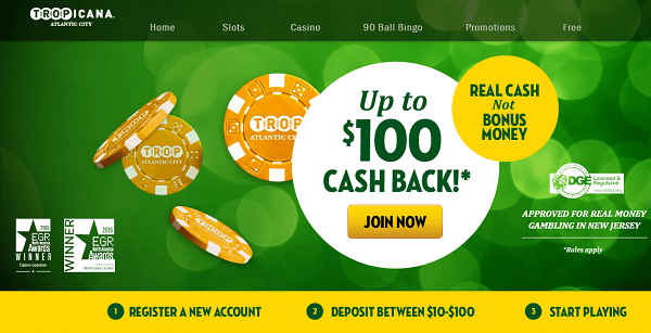 Atlantic City Gambling