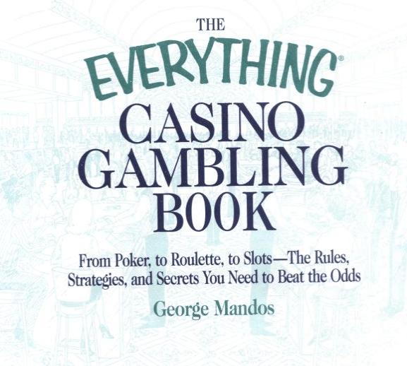 Casino Gambling Books Mandos