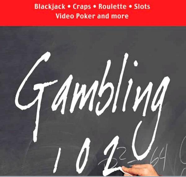 Casino Gambling Books