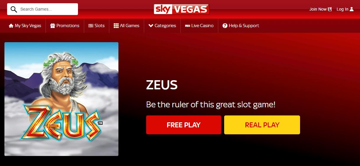 Free play option