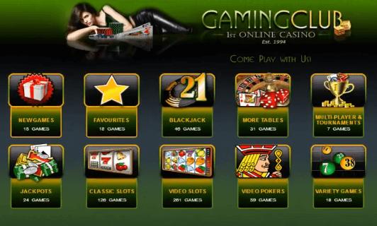 Gambling Club Games