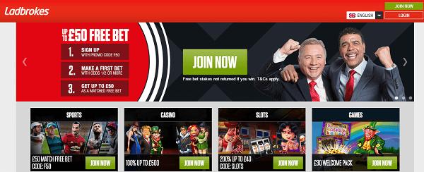 gambling offers UK
