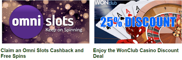 Gambling Promotions