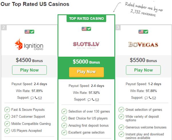 Good Top Gambling Sites