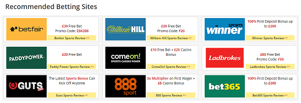 professional gambler football sites