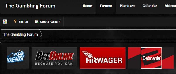 The Gamblers Forum