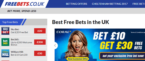 Top Online Gambling Sites FreeBets